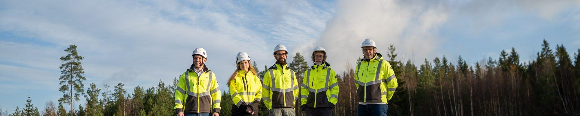 Biokaasun puhdistuslaitteisto Oulussa on suunniteltu kylmiin olosuhteisiin