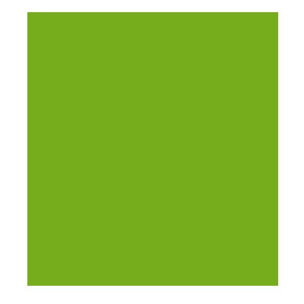 Biokaasun puhdistus symboli.