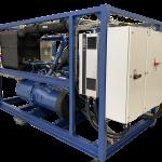 Lämpöpumppu tehostaa jäteveden lämmöntalteenottoa.